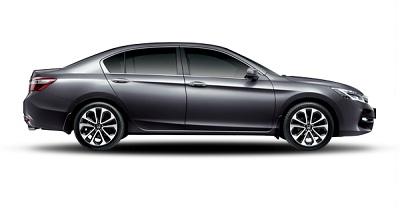 New Honda Accord Abu-Abu