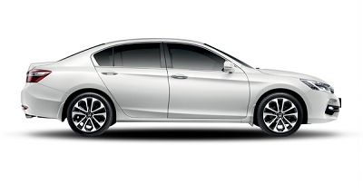 New Honda Accord Putih