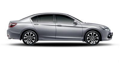 New Honda Accord Silver