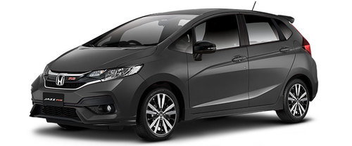 New Honda Jazz Abu-Abu