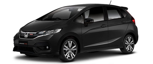 New Honda Jazz Hitam