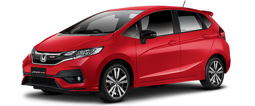 New Honda Jazz Merah