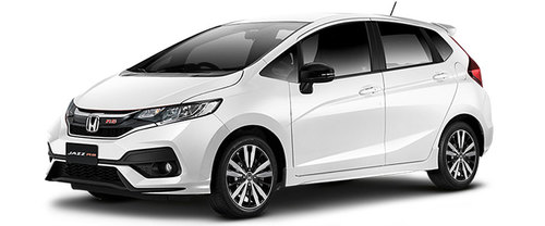 New Honda Jazz Putih