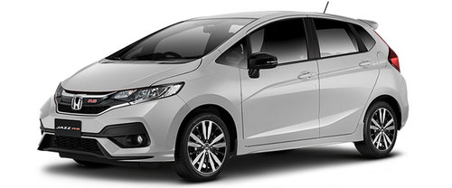 New Honda Jazz Silver