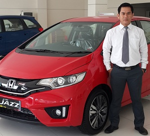 Marketing Executive Honda Tangerang