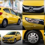 Eksterior All New Honda Brio Satya