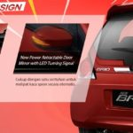 Eksterior Honda Brio RS 1