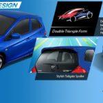 Eksterior Honda Brio Satya 2