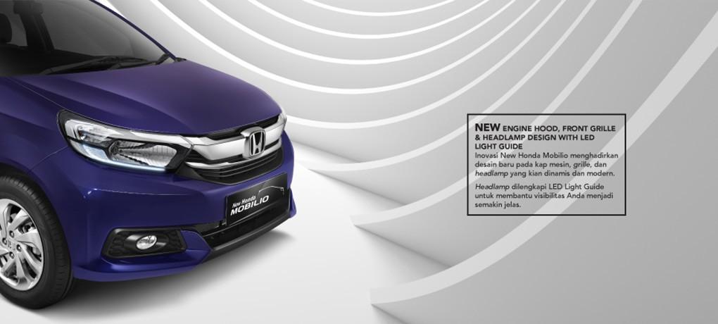 Exterior New Honda Mobilio 2