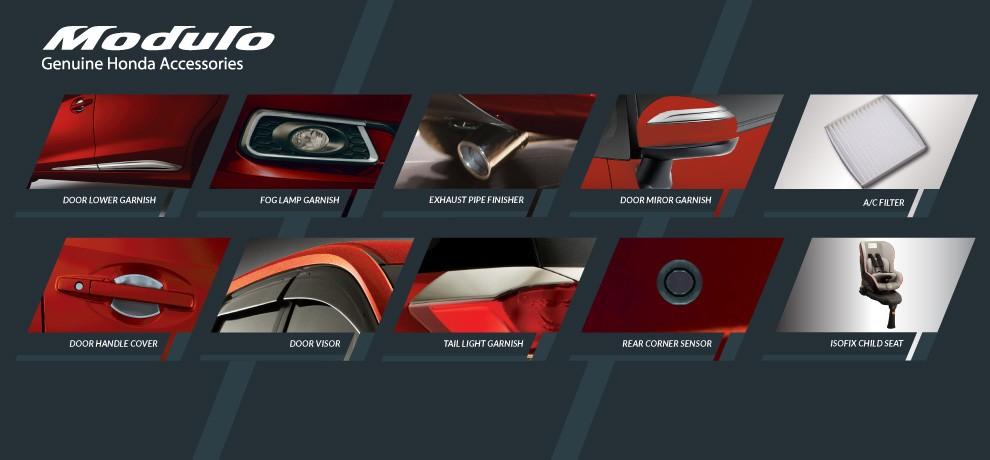 Exterior New Honda Mobilio 3