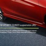 Fitur Honda Brio 2