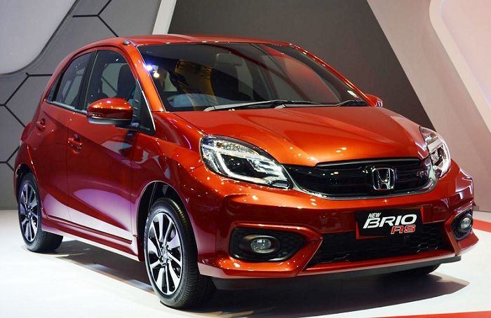 Harga Honda Brio Baru dan Spesifikasi - Honda Mobil Tangerang