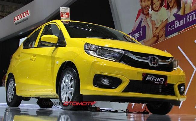 Harga Honda Brio Satya Terbaru