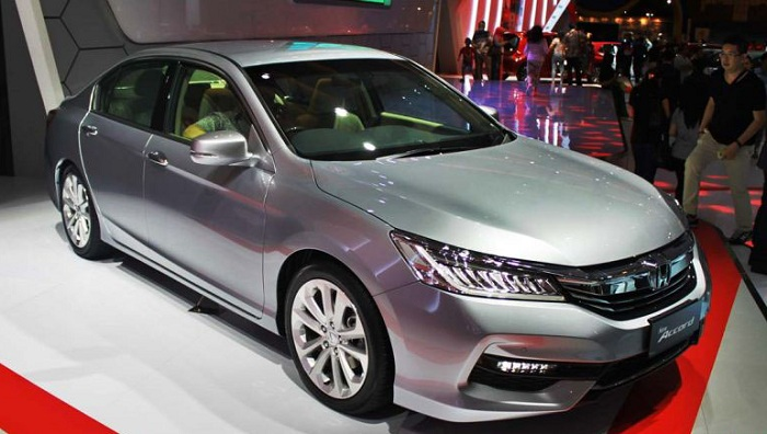 Harga New Honda Accord