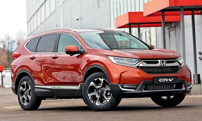 Harga New Honda CR-V