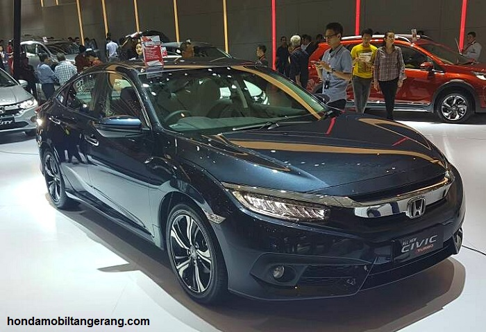 Harga New Honda Civic