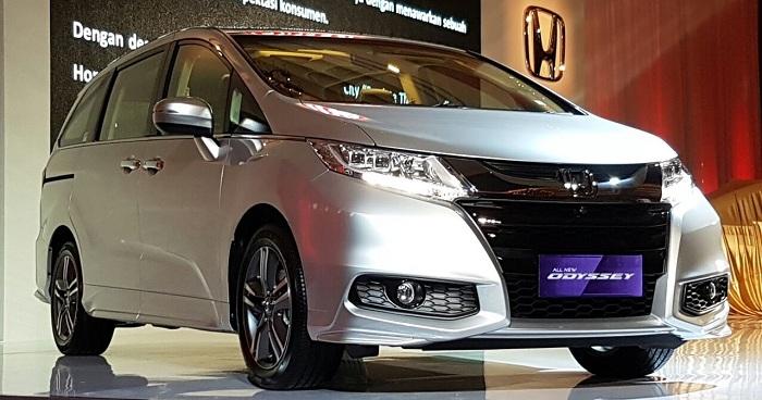 Harga New Honda Odyssey