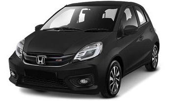 Honda Brio Hitam