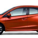 Honda Brio Warna Oranye