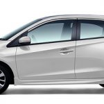 Honda Brio Warna Putih