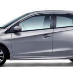 Honda Brio Warna Silver