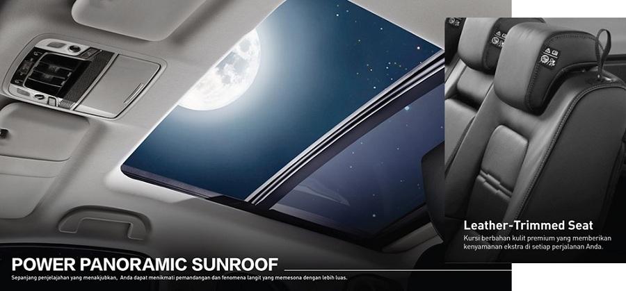 Interior New Honda CR-V 3