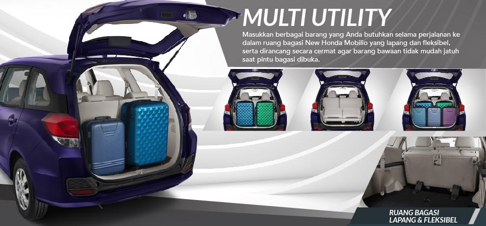 Interior New Honda Mobilio