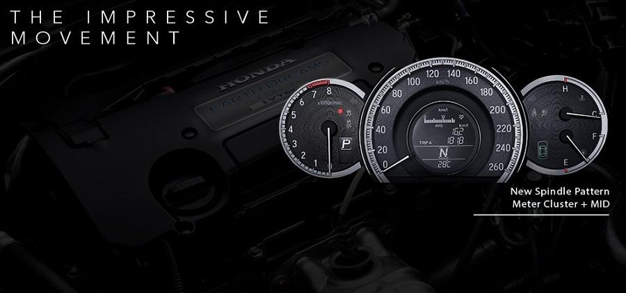 Mesin New Honda Accord 2
