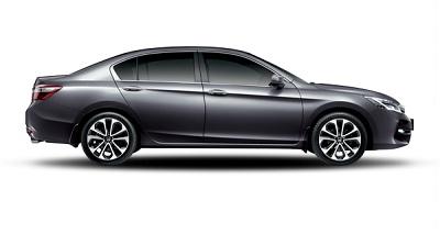 New Honda Accord Abu-Abu