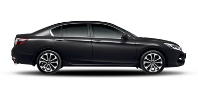 New Honda Accord Hitam