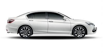 New Honda Accord Putih