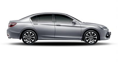 New Honda Accord Silver