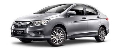 New Honda City Silver