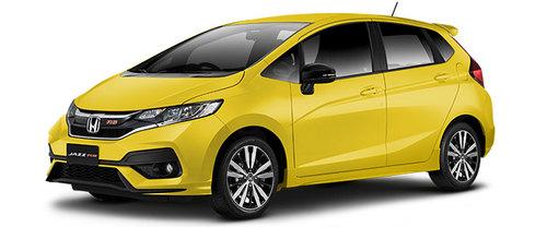New Honda Jazz Kuning