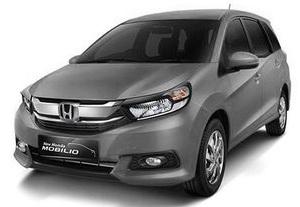 New Honda Mobilio Abu-Abu