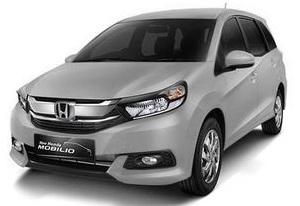 New Honda Mobilio Silver