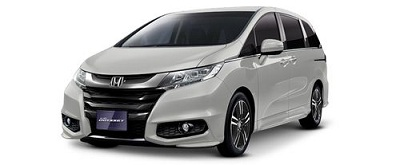 New Honda Odyssey Silver
