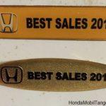 Sales Honda Terbaik