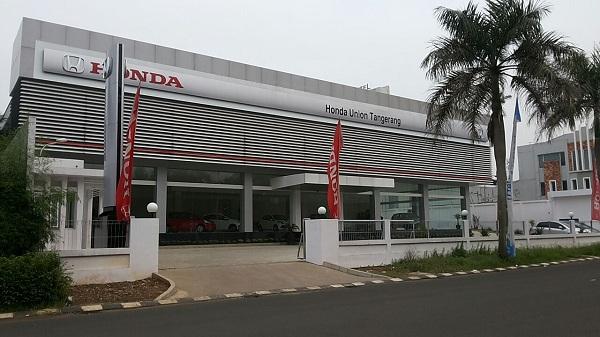 Honda Union Tangerang
