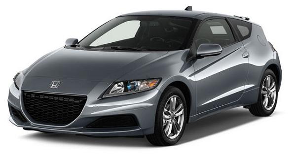 Harga Honda CR-Z Baru