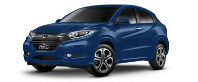 New Honda HR-V Biru