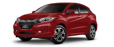 New Honda HR-V Merah