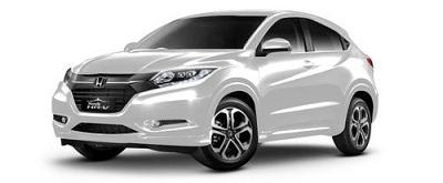 New Honda HR-V Putih