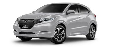 New Honda HR-V Silver
