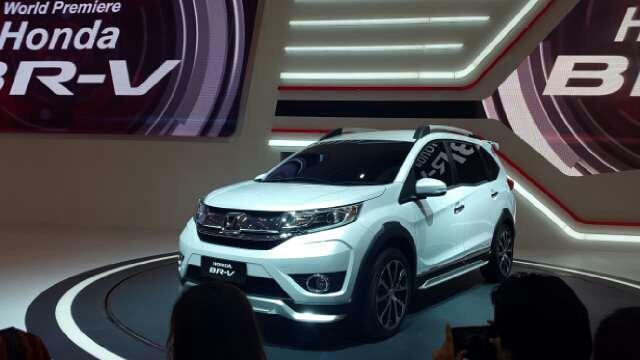 Kredit Honda BR-V Tangerang