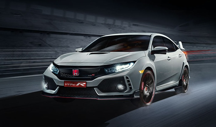 Exterior Honda Civic Type R
