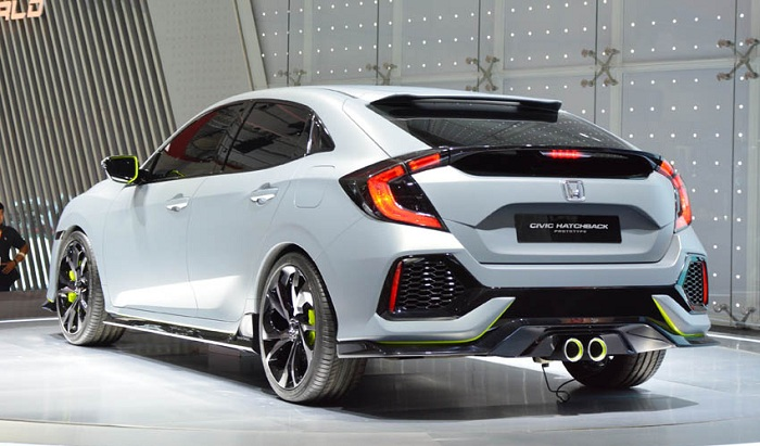 Harga Honda Civic Hatchback Baru 2