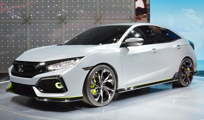 Harga Honda Civic Hatchback Baru
