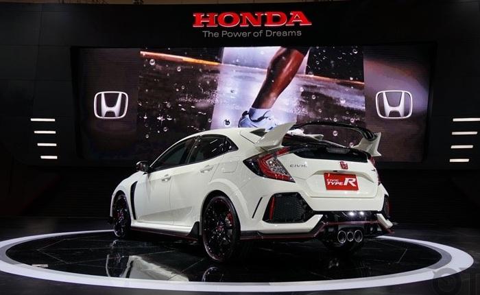 Harga Honda Civic Type R Baru 2