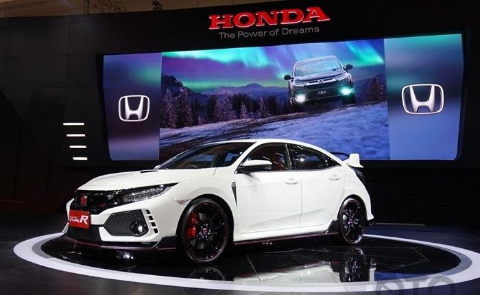 Harga Honda Civic Type R Baru
